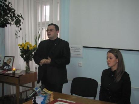 Книгу загиблого в АТО Андрія Юркевича (Грізлі) видали у Тернополі (фото, відео)