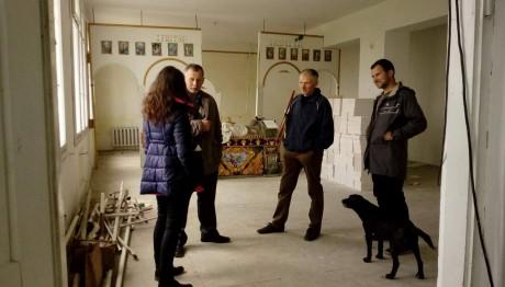 Переплетення геройства і мистецтва: як Майдан заклав фундамент мистецької резиденції на теренах Тернопільщини