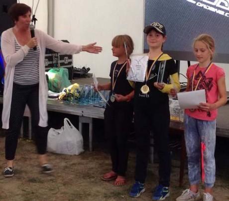 У тернопільських віндсерфінгістів – «золото», «срібло» та «бронза» чемпіонату України