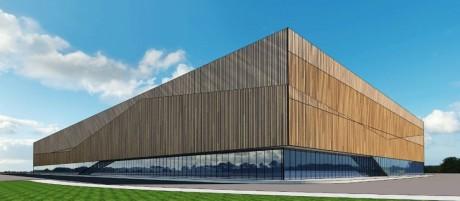 У Тернополі незабаром розпочнеться будівництво багатофункціонального «Палацу Спорту»