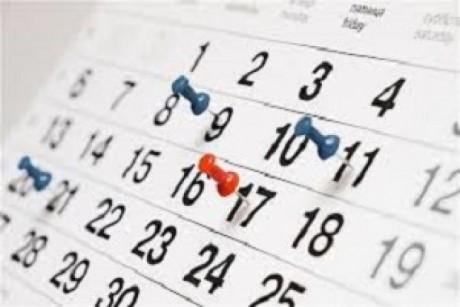 У серпні тернополяни матимуть дев'ять вихідних