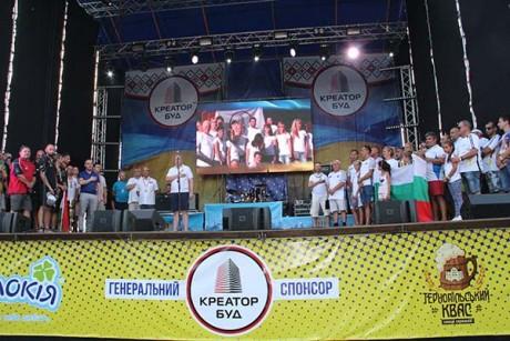 У Тернополі провели чемпіонат світу з водно-моторного спорту (фото)