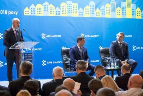 Тернопіль – головний дискусійний майданчик країни (ФОТО, ВІДЕО)