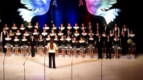 Програма проведення у Тернополі європейського фестивалю-конкурсу духовної пісні «Я там, де є благословення»