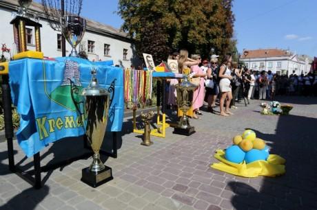 Ще чотири нові зірки з'явилися на «Алеї зірок» у Тернополі