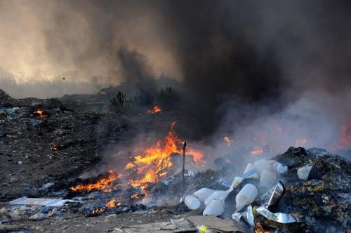 Жителів Тернопілля просять не спалювати траву та листя