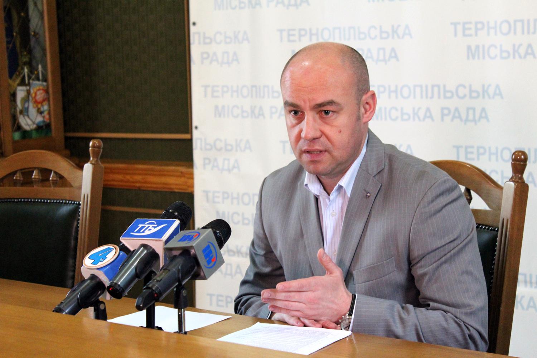 Звернення міського голови Тернополя щодо недопущення розміщення людей, евакуйованих з Китаю, в санаторій «Медобори»